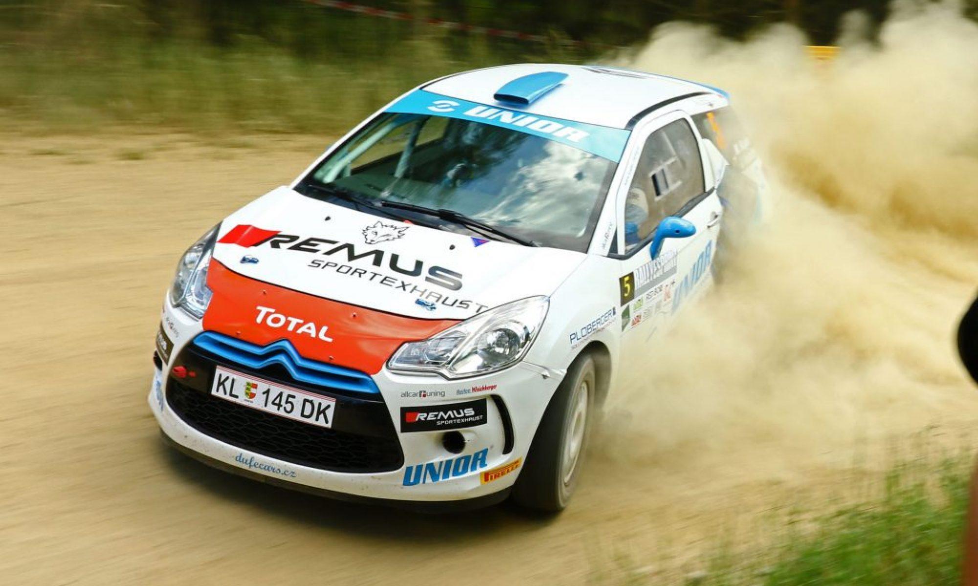 Willkommen bei Rallyedaten.at